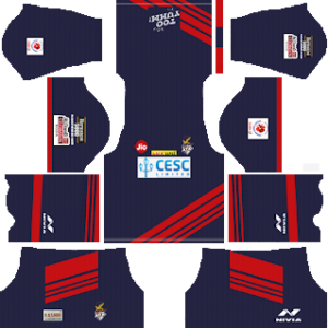 ATK Kolkata Away Kit 2019