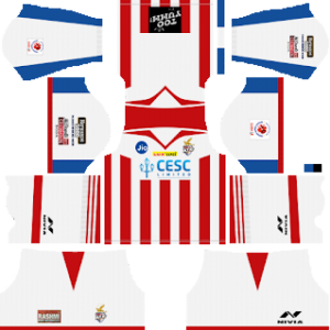 ATK Kolkata Kits 2018/2019 Dream League Soccer
