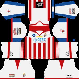 ATK Kolkata Kits 2018/2019 Dream League Soccer