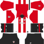 Athletic Bilbao Kits 2018/2019 Dream League Soccer