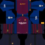 Barcelona Kits 2018-2019 Dream League Soccer