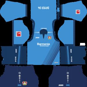 Bayer Leverkusen Goalkeeper Away Kit 2019