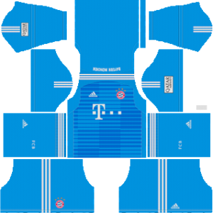 Bayern Munich Goalkeeper Away Kit 2019