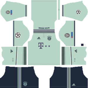 Bayern Munich UCL Away Kit