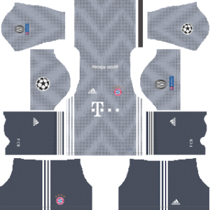 Bayern Munich UCL Third Kit