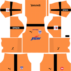 Bengaluru FC Goalkeeper Home Kit 2019