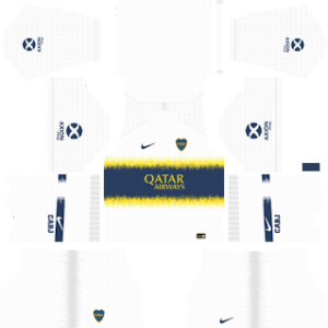 Boca Juniors Away Kit 2019
