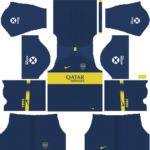 Boca Juniors Kits 2018/2019 Dream League Soccer