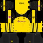 Borussia Dortmund Kits 2018/2019 Dream League Soccer