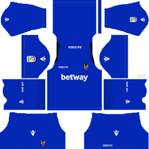 Levante UD Goalkeeper Home Kit 2019