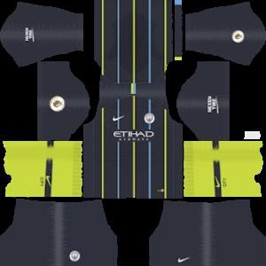 Manchester City Away Kit 2019