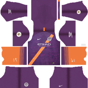 Manchester City Third Kit 2019