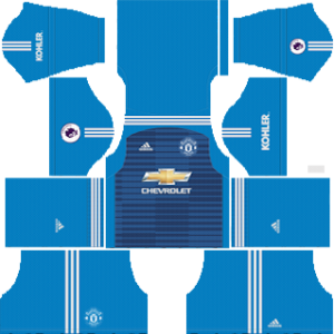 Manchester United Goalkeeper away kit 2019