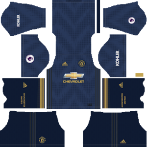 Manchester United Third Kit 2019