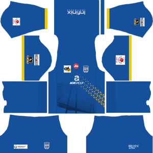 Mumbai City FC Kits 2018/2019 Dream League Soccer