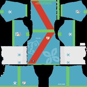 Rayo Vallecano Third Kit 2019