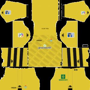 Real Betis Goalkeeper Away Kit 2019