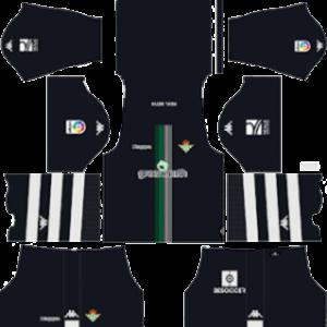 Real Betis Goalkeeper Home Kit 2019