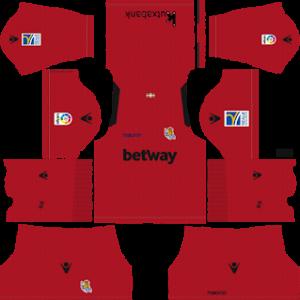 Real Sociedad Goalkeeper Away Kit 2019