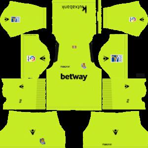 Real Sociedad Goalkeeper Home Kit 2019