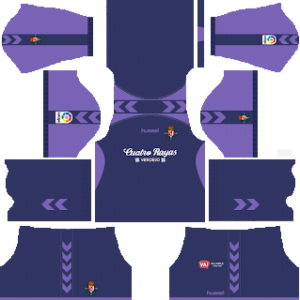 Real Valladolid Away Kit 2019