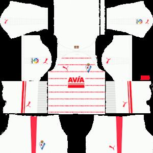 SD Eibar Away Kit 2019
