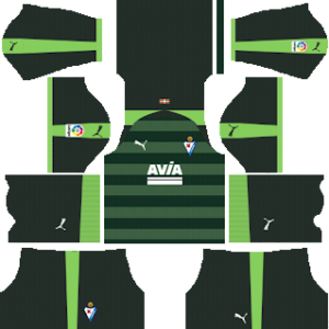 SD Eibar Third Kit 2019
