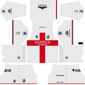 SD Huesca Away Kit 2019