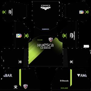 SD Huesca Third Kit 2019
