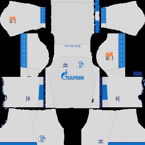 Schalke 04 Away Kit 2019