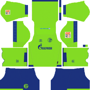 Schalke 04 Third Kit 2019