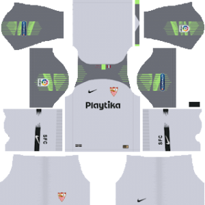 Sevilla FC Goalkeeper Third Kit 2019