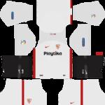 Sevilla FC Kits 2018/2019 Dream League Soccer