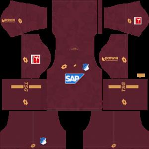 TSG Hoffenheim Third Kit 2019