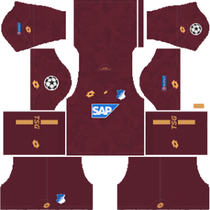 TSG Hoffenheim UCL Third Kit