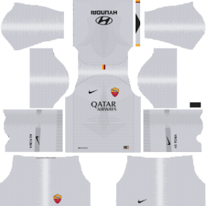 AS Roma Away Kit 2019