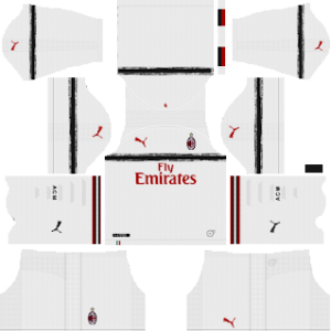 AC Milan Away Kit 2019