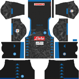 S.S.C Napoli Away Kit 2019
