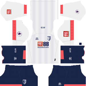 A.F.C. Bournemouth Away Kit 2019