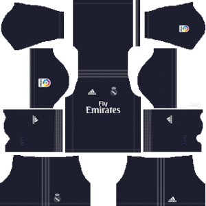 Real Madrid Away Kit 2019