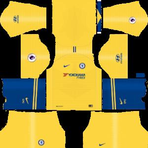 Chelsea Away Kit 2019
