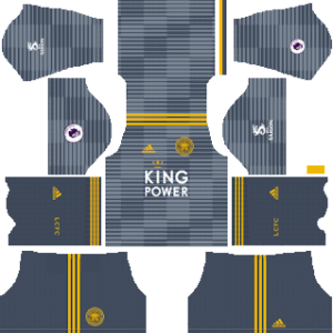 Leicester City Away Kit 2019