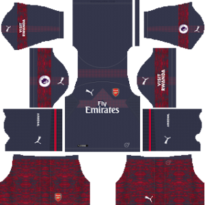 Arsenal Away Kit 2019