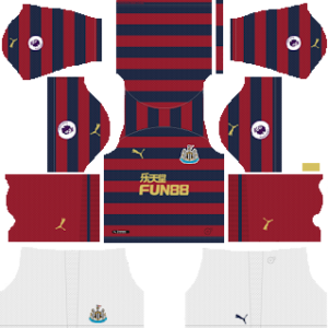 Newcastle United Away Kit 2019