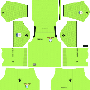 S.S. Lazio Goalkeeper Away Kit 2019