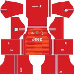 Juventus Goalkeeper Away Kit 2019