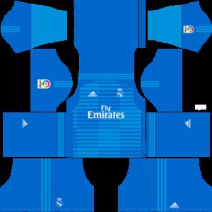 Kit Del Real Madrid 2019 Para Dream League Soccer