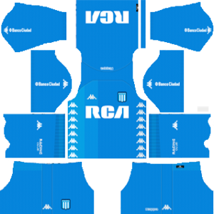 Racing Club Goalkeeper Away Kit 2019