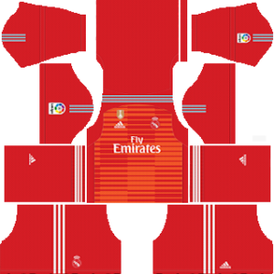 Rreal Madrid gk fourth kit 2019