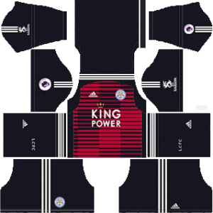 Leicester City Goalkeeper Home Kit 2019